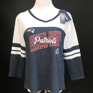 Patriots Super Bowl T-Shirt